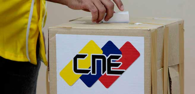 Elecciones voto venezuela 2015